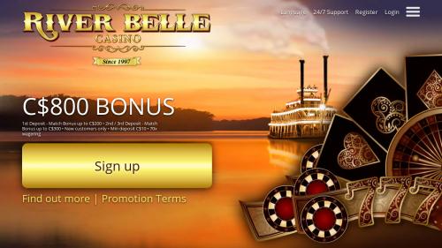 River Belle Casino Bonus Codes 2021